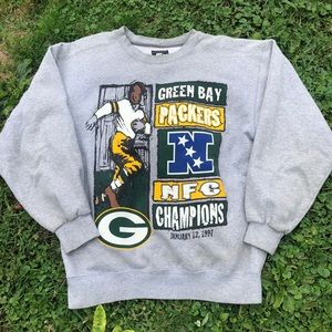 Vintage Green Bay Packers 1997 NFC Champions